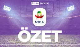 Atalanta Genoa maç özeti