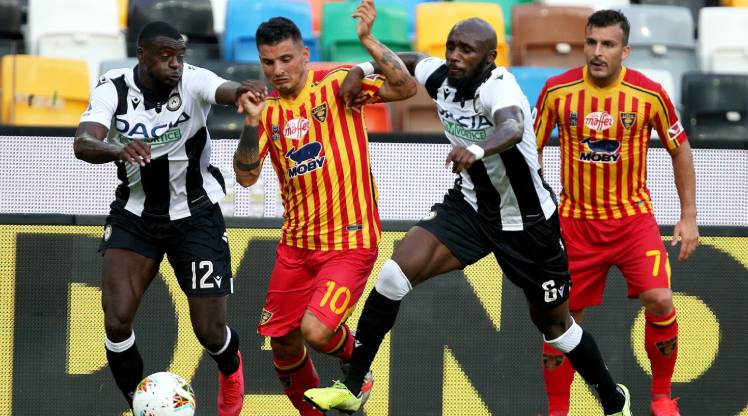 Udinese Lecce maç özeti