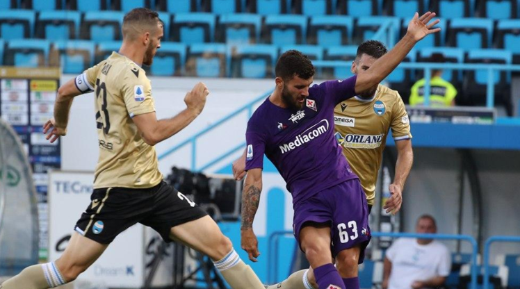 Spal Fiorentina maç özeti