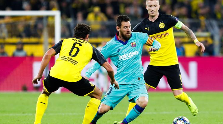 Borussia Dortmund Barcelona maç özeti