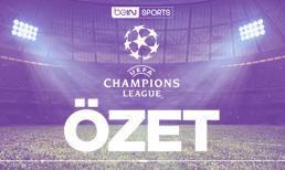 Olympique Lyon RB Leipzig maç özeti