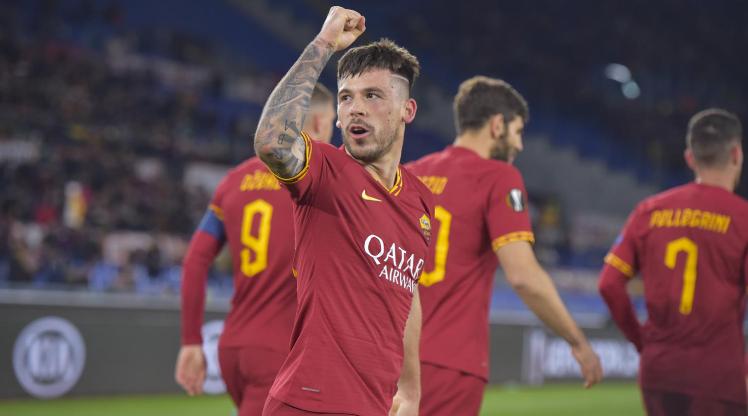 Roma AA Gent maç özeti