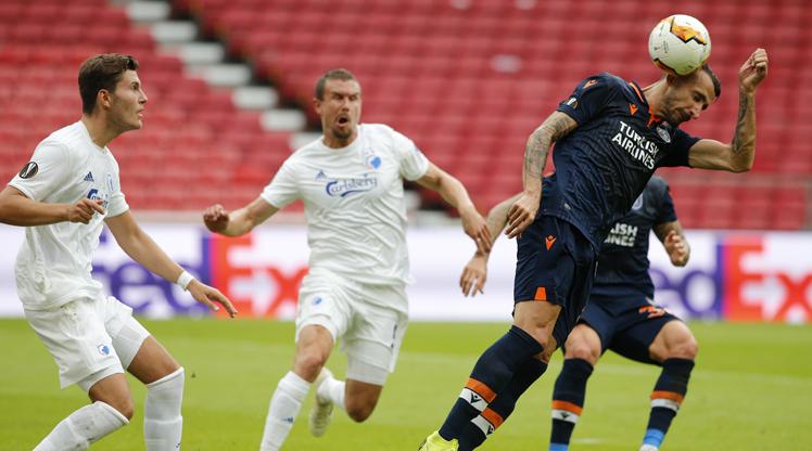 FC Copenhagen Medipol Başakşehir maç özeti