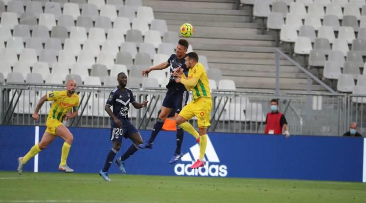 Bordeaux Nantes maç özeti