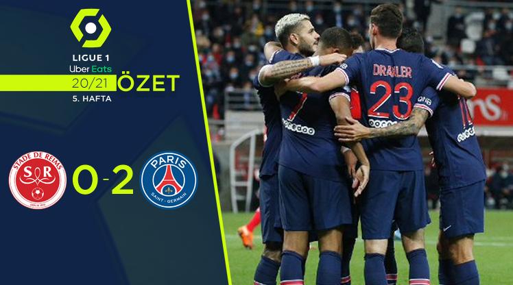 Reims Paris St Germain maç özeti