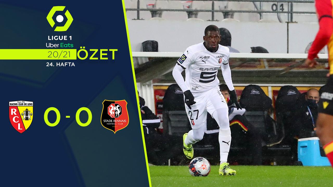 Lens Rennes maç özeti