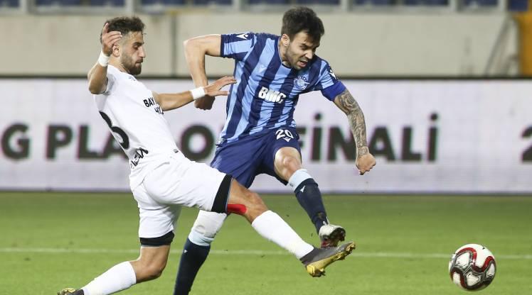 Adana Demirspor Fatih Karagümrük maç özeti