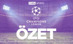 Manchester City Olympique Lyon maç özeti