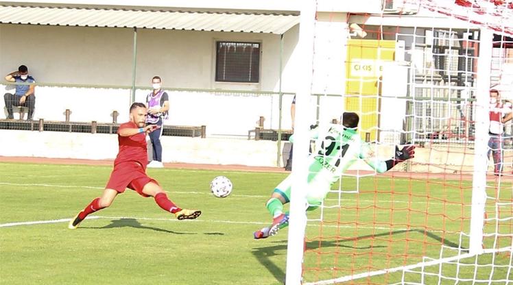Ümraniyespor Royal Hastanesi Bandırmaspor maç özeti