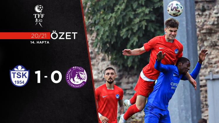 Tuzlaspor Ankara Keçiörengücü maç özeti