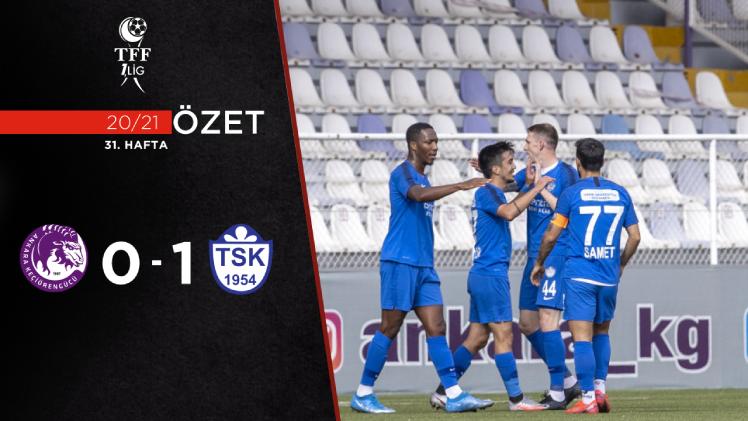 Ankara Keçiörengücü Tuzlaspor maç özeti