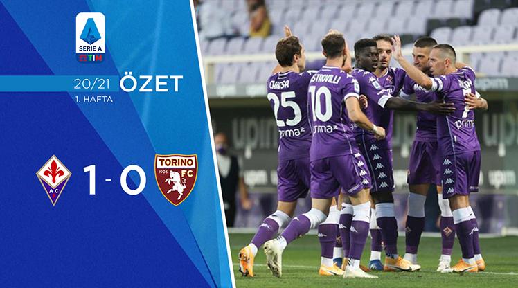 Fiorentina Torino maç özeti