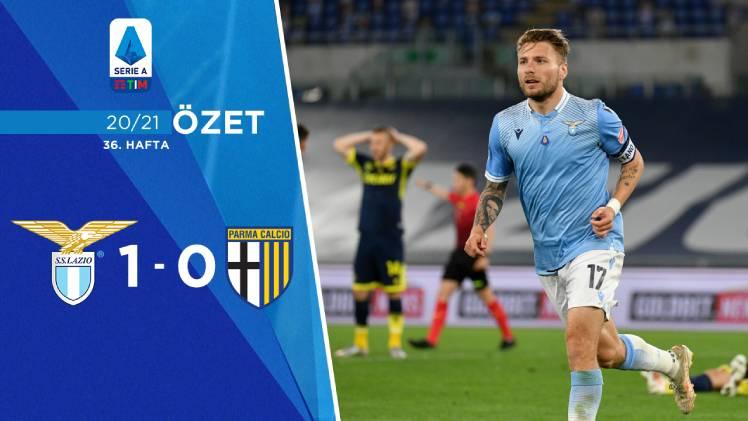 Lazio Parma maç özeti