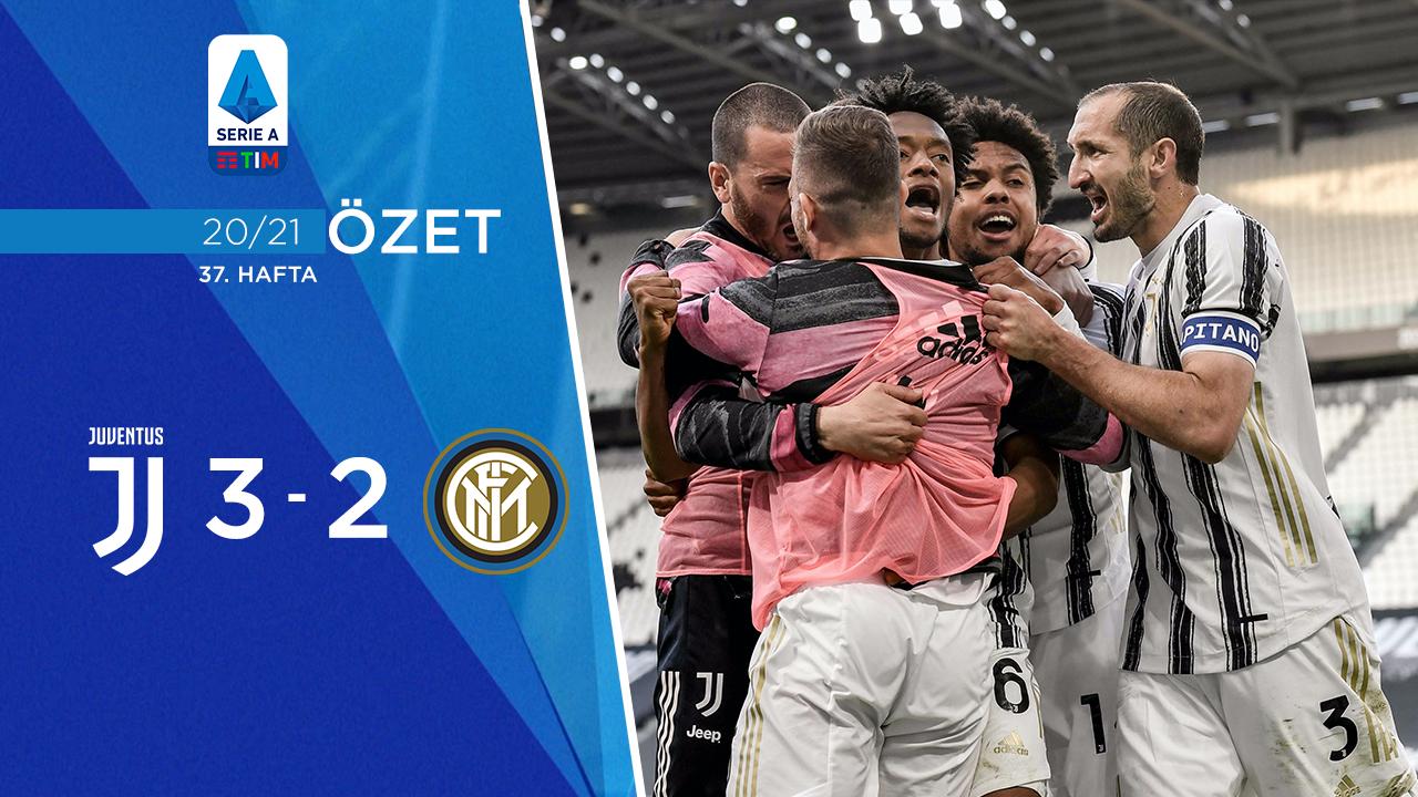 Juventus Inter maç özeti