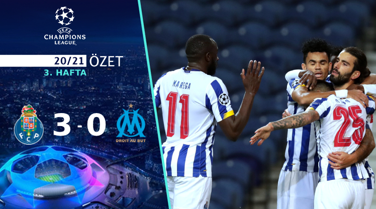 Porto Marsilya maç özeti