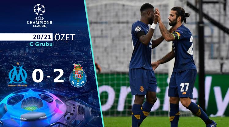 Marsilya Porto maç özeti