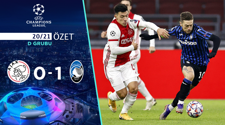 Ajax Atalanta maç özeti