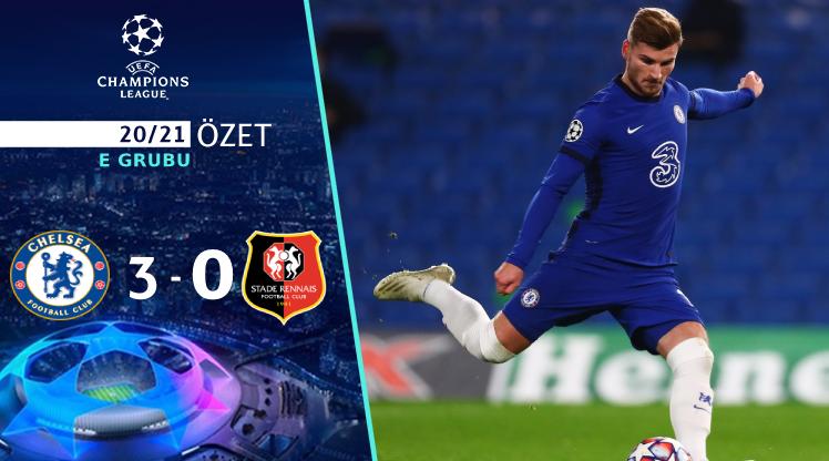 Chelsea Rennes maç özeti