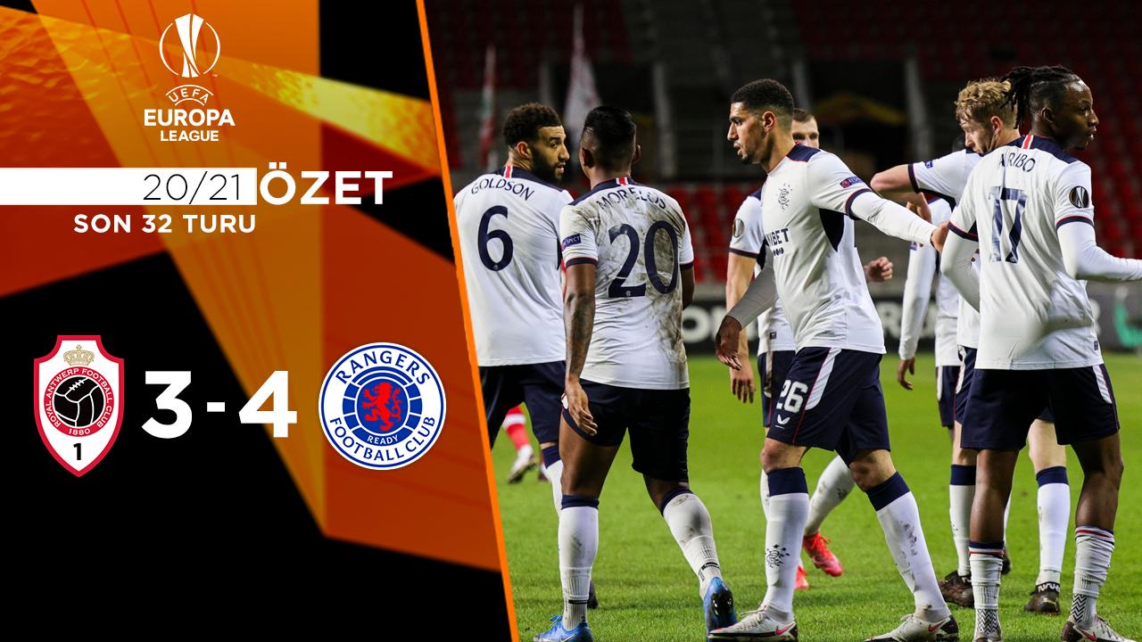 Antwerp Rangers FC maç özeti