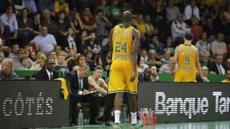 CSP Limoges Olympiakos maç özeti