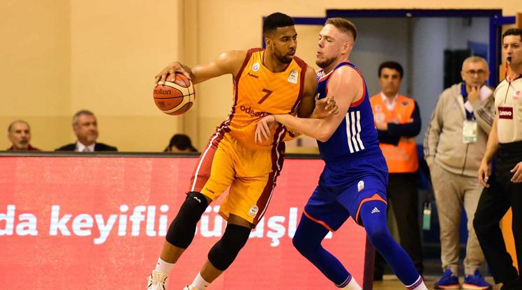 Galatasaray Doğa Sigorta Anadolu Efes maç özeti