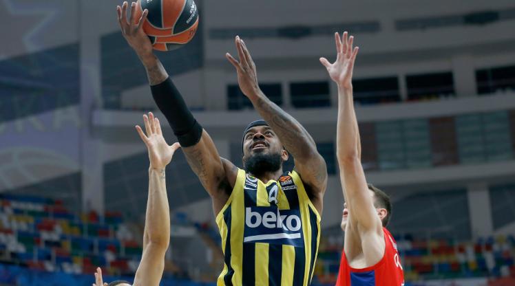 CSKA Moskova Fenerbahçe Beko maç özeti