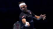 Federer kötü başladı