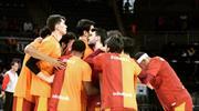 Galatasaray DS, Unicaja Malaga