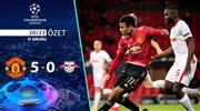ÖZET | Manchester United 5-0 Leipzig