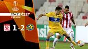 ÖZET | Sivasspor 1-2 Maccabi Tel Aviv