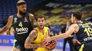 ÖZET | Maccabi Playtika 65 - 75 Fenerbahçe Beko
