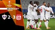ÖZET   Karabağ 2-3 DG Sivasspor