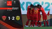ÖZET | A. Hatayspor 1-2 Y. Malatyaspor