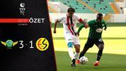 ÖZET   Akhisarspor 3-1 Eskişehirspor