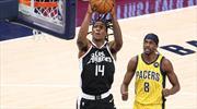 Clippers art arda 6. maçını kazandı