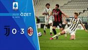 ÖZET | Juventus 0-3 Milan