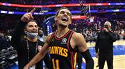 Hawks konferans finaline yükseldi