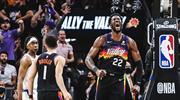 Phoenix Suns son saniyede kazandı