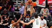 Phoenix Suns, final serisinde 2-0 öne geçti